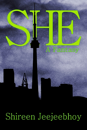 She Front Cover