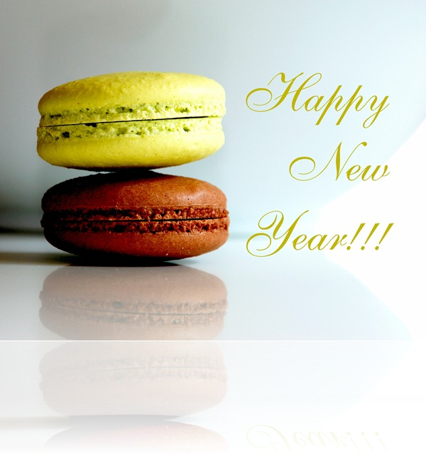Sweet Happy New Year