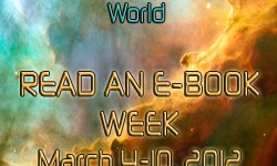 Read An E-Book Week Is Here And So Are Hot Deals On My E-Books!