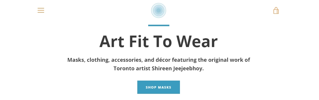 Art Fit To Wear Header
