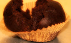 Cocoa Coconut Banana Cupcakes